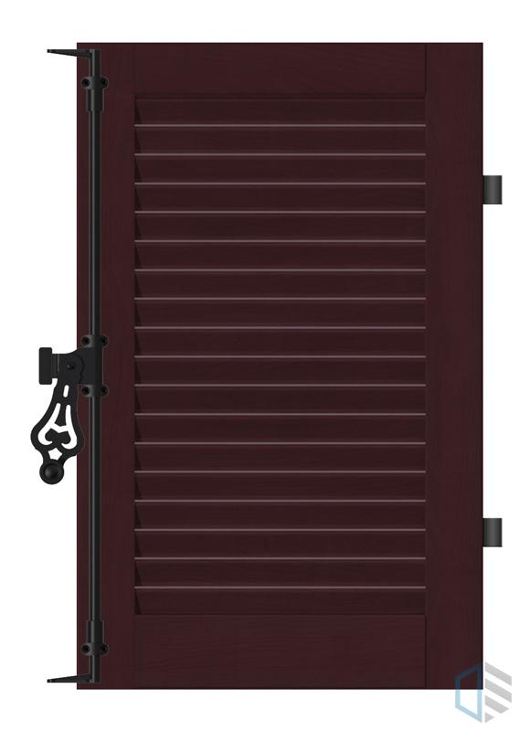 volets battants persienn s en bois hauts de seine yvelines paris. Black Bedroom Furniture Sets. Home Design Ideas