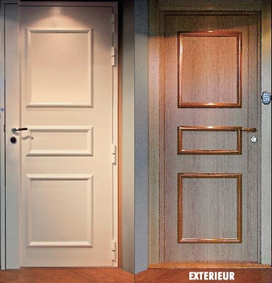 portes blind es paris yvelines et hauts de seine tordjman. Black Bedroom Furniture Sets. Home Design Ideas